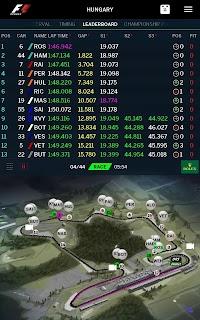 Official F1 ® App screenshot 11