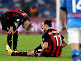 Diagnostic 'rassurant' pour Zlatan Ibrahimovic