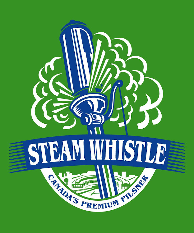 Logo of Steam Whistle Pilsner