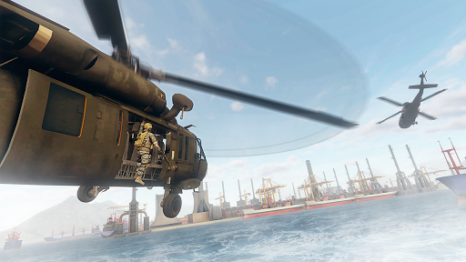 Air Force Shooter 3D - Helicopter Games screenshots 1