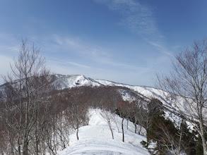 東峰からここまで2.7km