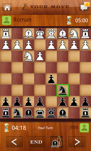 Chess Live - screenshot