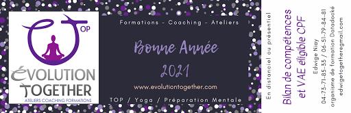 bonne année 2021 - Evolution-Together