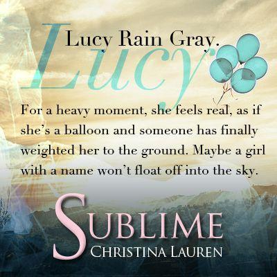 Lucy Rain Gray