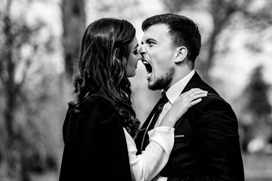 Wedding photographer Andrei Staicu (andreistaicu). Photo of 12.04.2019