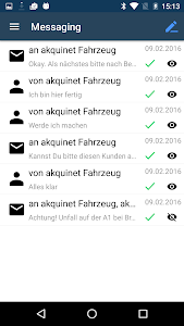 akquinet Telematik screenshot 2