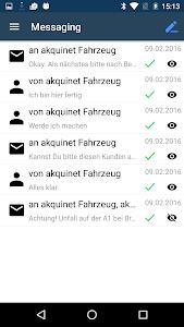 akquinet Telematik screenshot 2