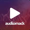Audiomack música/mezcla gratis icon