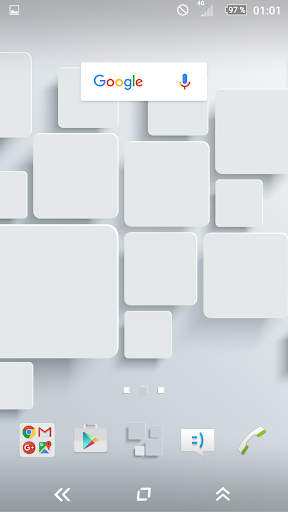 Theme for Xperia : Purity