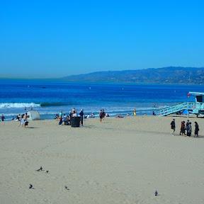 ロサンゼルス・サンタモニカビーチ目の前にあるご当地グルメ!サンタモニカピアにある「ピアバーガー(Pier Burger)」