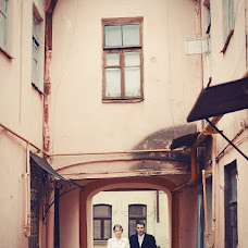 Wedding photographer Viktor Solomin (Solomin). Photo of 17.11.2012