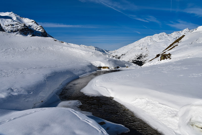 Il primo disgelo a febbraio di laura62