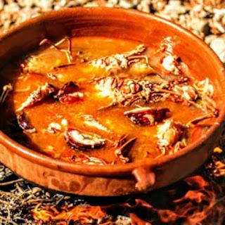 The Hirshon Minorcan Lobster Stew – Caldereta De Langosta Recipe