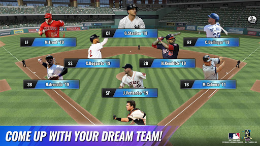 MLB 9 Innings 20 5.0.3 screenshots 4
