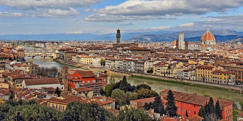 """""""Saluti"""" da Firenze di marvig51"""