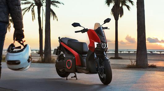 SEAT MÓ eScooter 125: la primera moto eléctrica de SEAT ya en Navarro Segura