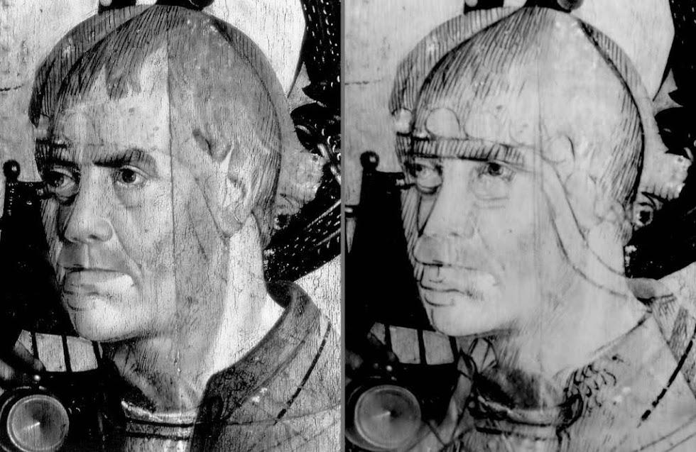 Políptico de S. Vicente desvendado no Museu de Lamego