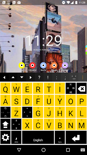 Multiling O Keyboard + emoji Apk 2