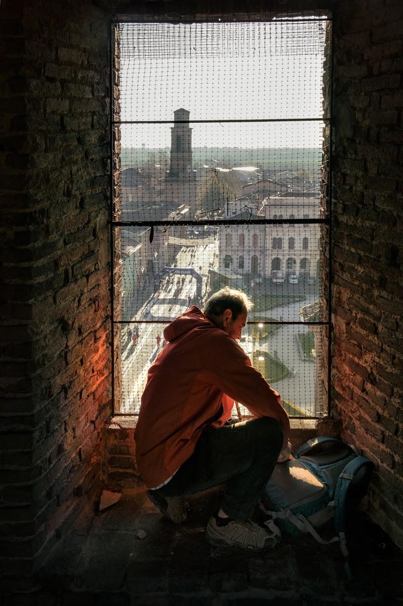 la finestra del campanile di bi