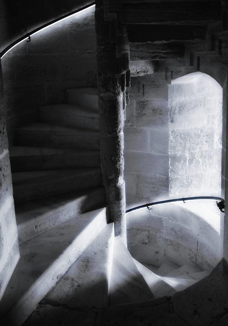 La scala a chiocciola di GVatterioni