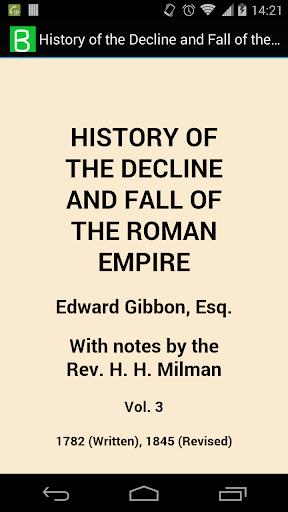 Decline of the Roman Empire 3