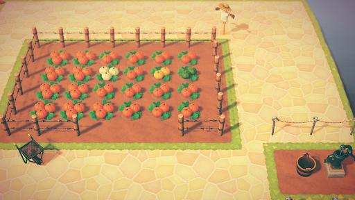 あつ 森 畑 の 作り方 【あつ森】かぼちゃ畑のレイアウトまとめと作るコツ
