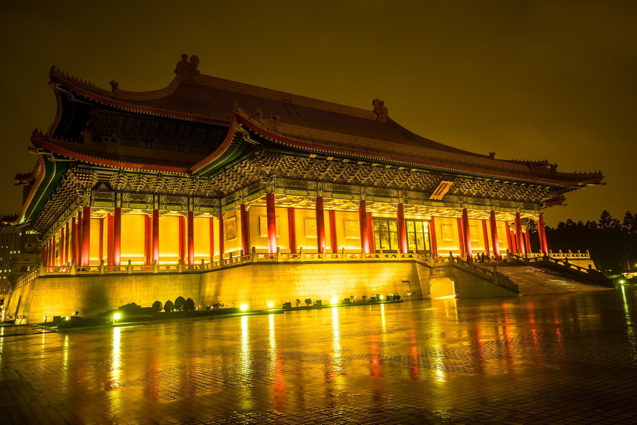 Chiang Kai-Shek Memorial Hall National Theater3