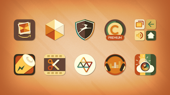 Dynasty Icon Pack - 屏幕截图缩略图