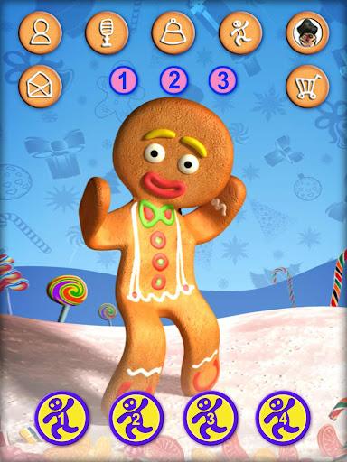 Talking Ginger Xmas Edition image | 8