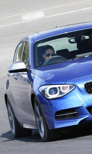BMWの1seriesとテーマ&壁紙