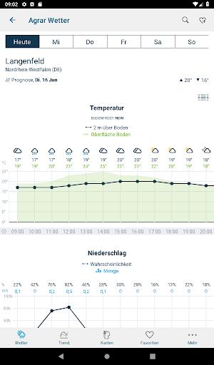 Bayer Agrar Wetter 4.18 screenshots 15