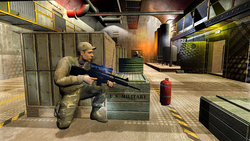 Anti Terrorist Strike - Modern fps Commando Attack 1.1 screenshots 3