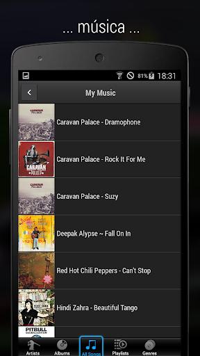 iMediaShare – Fotos e Música screenshot 4