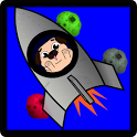 Space Pug icon