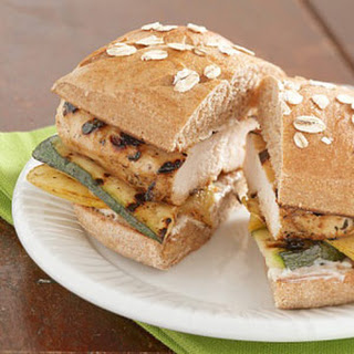 Grilled Chicken Sandwiches