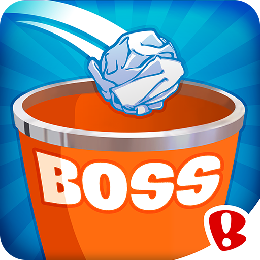 Paper Toss Boss (game)