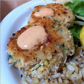 NEW Crab Cakes, Without the Crab!