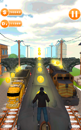 Skating Subway Surfers 1.0.1.5 screenshot 485247