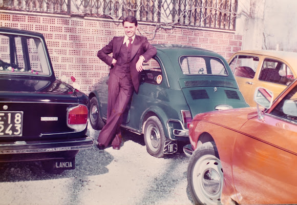 Primi anni 70 con vari modelli Fiat di renzo brazzolotto