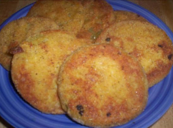Fried Green Tomatoes,tennessee Style Recipe