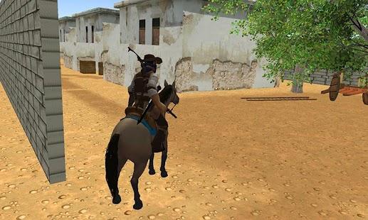 Západní kovbojský kůň Sim: Lovec odměn - náhled