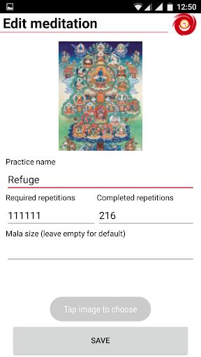 Meditation Tracker screenshot 5
