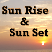 Sun Rise & Sun Set Wallpapers