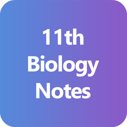 11th Biology Notes - Class 11 - Apps on Google Play