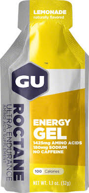 GU Roctane Energy Gel: Lemonade, Box of 24 alternate image 0