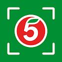 Пятёрочка Налету icon