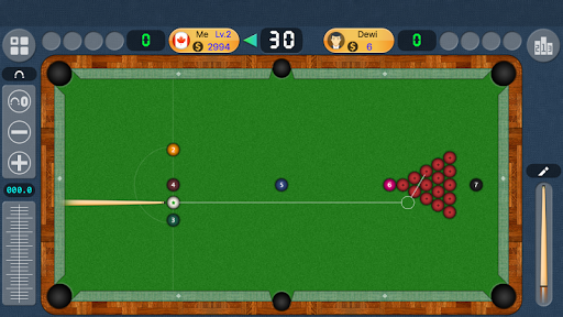 8 Ball Billiards - Offline & Online Pool Master  gameplay | by HackJr.Pw 9
