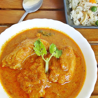 Simple Chicken Curry Recipe Without Coconut