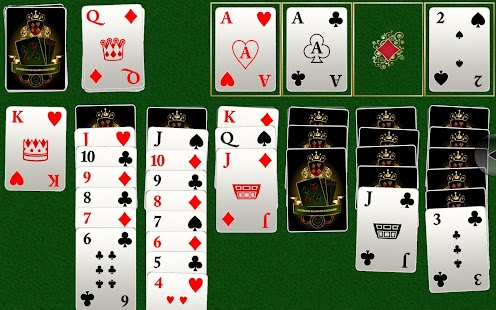 Ultimate Klondike Solitaire 3D- screenshot thumbnail