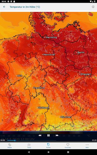 Bayer Agrar Wetter 4.18 screenshots 11